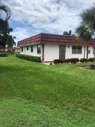 97 Waterford UNIT E, Delray Beach, FL 33446 - #: RX-10558621