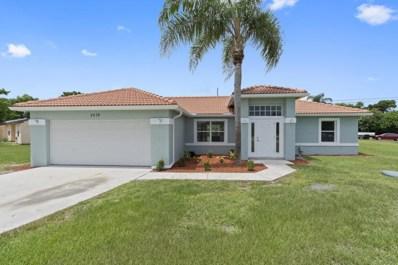 2474 SE Rock Springs Drive, Port Saint Lucie, FL 34952 - MLS#: RX-10559082