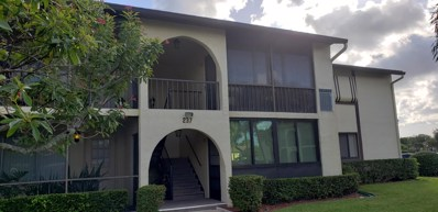 237 Pine Hov Circle UNIT D-2, Greenacres, FL 33463 - MLS#: RX-10559329