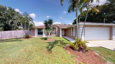 1751 SW Southworth Terrace, Port Saint Lucie, FL 34953 - MLS#: RX-10559634
