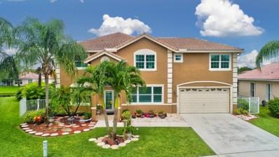 6212 Floridian Circle, Lake Worth, FL 33463 - MLS#: RX-10560731
