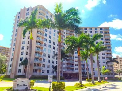 301 N Ocean Boulevard UNIT 302, Pompano Beach, FL 33062 - MLS#: RX-10561242