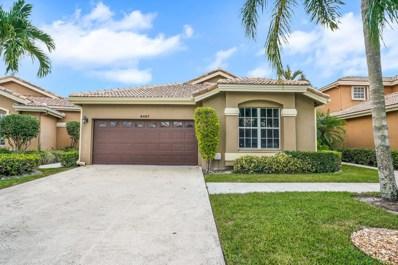 8487 Quail Meadow Way, West Palm Beach, FL 33412 - MLS#: RX-10561865