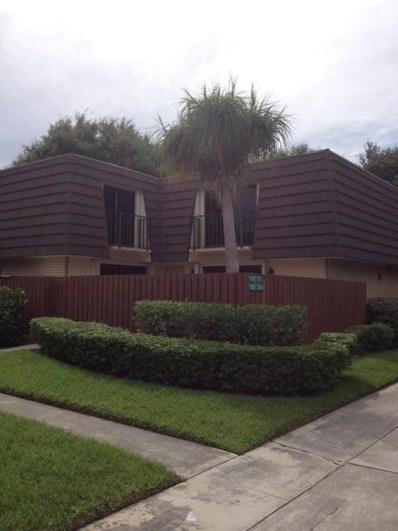 7509 75th Way UNIT 43b, West Palm Beach, FL 33407 - MLS#: RX-10565774