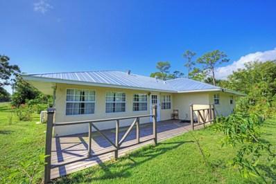 424 E Weatherbee Road, Fort Pierce, FL 34982 - MLS#: RX-10565834