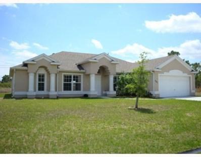 2201 SE Merrill Road, Port Saint Lucie, FL 34952 - MLS#: RX-10565941