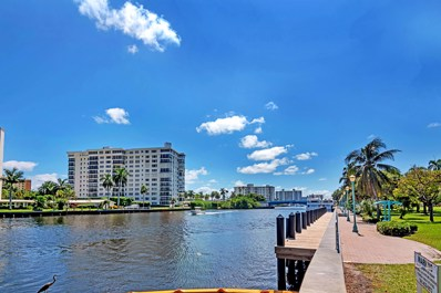 809 NE 1st Street UNIT E-4, Delray Beach, FL 33483 - MLS#: RX-10566794