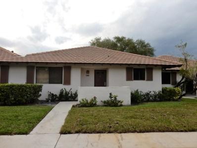 132 Club Drive, Palm Beach Gardens, FL 33418 - MLS#: RX-10567172