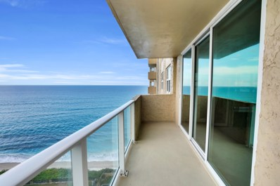 5440 N Ocean Drive UNIT 1502, Riviera Beach, FL 33404 - MLS#: RX-10567669