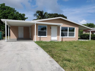 1570 W 11th Street, Riviera Beach, FL 33404 - MLS#: RX-10567815