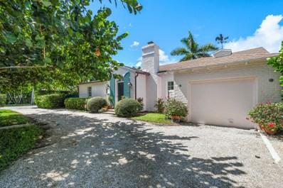3301 N Flagler Drive, West Palm Beach, FL 33407 - MLS#: RX-10568831