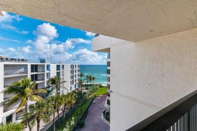 1155 Hillsboro Mile UNIT 604, Hillsboro Beach, FL 33062 - MLS#: RX-10569994