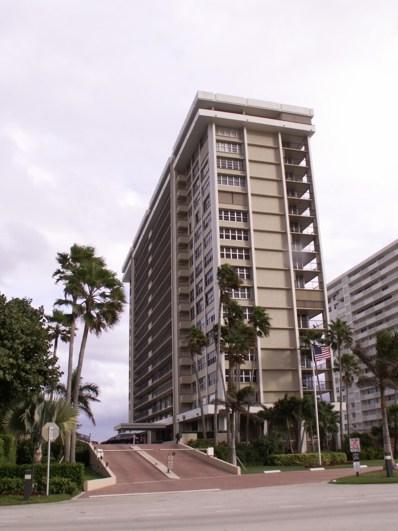 1180 S Ocean Boulevard UNIT 7-E, Boca Raton, FL 33432 - MLS#: RX-10571024