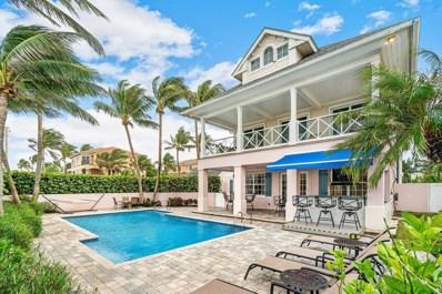 226 S Ocean Boulevard, Delray Beach, FL 33483 - MLS#: RX-10571694
