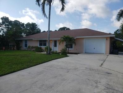 17272 N 81st Lane N, The Acreage, FL 33470 - #: RX-10572159
