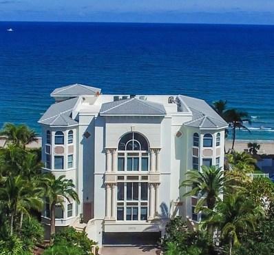 2070 N Ocean Boulevard UNIT 2, Boca Raton, FL 33431 - #: RX-10572875