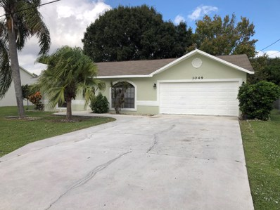 3049 SE Miracle Lane, Port Saint Lucie, FL 34952 - MLS#: RX-10574804