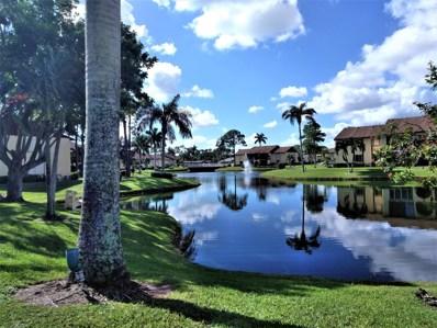 218 Pine Hov Circle UNIT C-2, Greenacres, FL 33463 - MLS#: RX-10574889