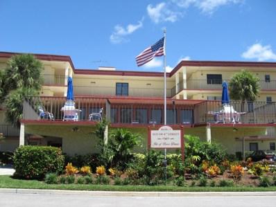 9233 SW 8th Street UNIT 110, Boca Raton, FL 33428 - MLS#: RX-10575126