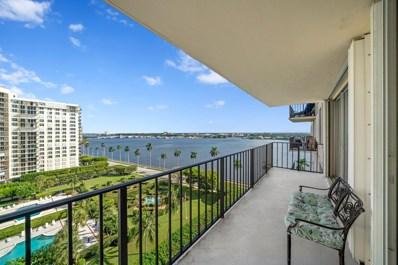 1801 S Flagler Drive UNIT 1105, West Palm Beach, FL 33401 - MLS#: RX-10575153