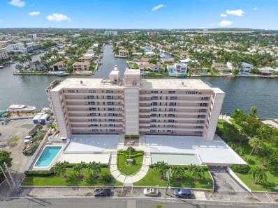 201 N Riverside Drive UNIT 305, Pompano Beach, FL 33062 - MLS#: RX-10575760