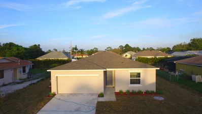 1641 SW Victor Lane, Port Saint Lucie, FL 34984 - MLS#: RX-10576232