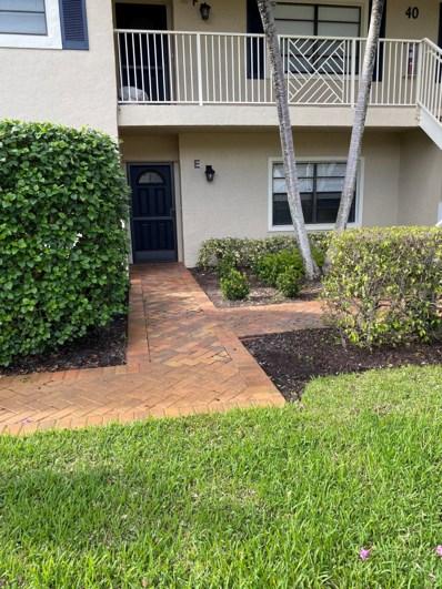 40 Stratford Lane UNIT 40e, Boynton Beach, FL 33436 - MLS#: RX-10576245