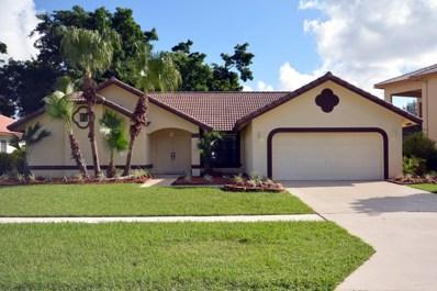 20105 Back Nine Drive, Boca Raton, FL 33498 - MLS#: RX-10576468