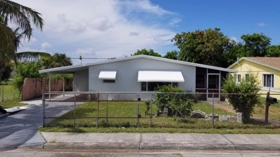 1020 W 4th Street, Riviera Beach, FL 33404 - MLS#: RX-10577022