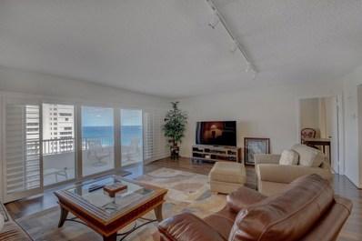 600 S Ocean Boulevard UNIT 1207, Boca Raton, FL 33432 - MLS#: RX-10577382