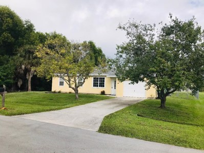 2233 SE Friendship Street, Port Saint Lucie, FL 34952 - MLS#: RX-10577829
