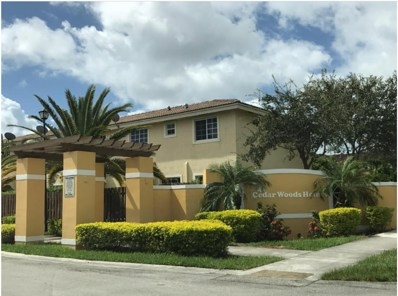 14150 SW 260th Street UNIT 101, Homestead, FL 33032 - #: RX-10577877