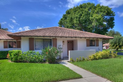 121 Club Drive, Palm Beach Gardens, FL 33418 - MLS#: RX-10578039