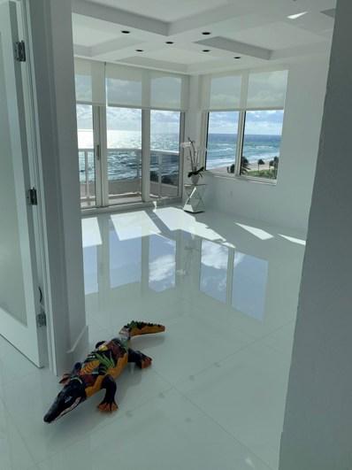 700 S Ocean Boulevard UNIT 705, Boca Raton, FL 33432 - MLS#: RX-10578105