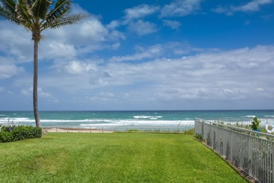 1203 Hillsboro Mile UNIT 7a, Hillsboro Beach, FL 33062 - MLS#: RX-10578370