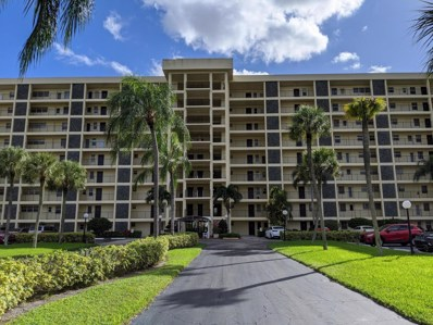 3100 N Palm Aire Drive UNIT 505, Pompano Beach, FL 33069 - MLS#: RX-10579702