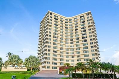 600 S Ocean Boulevard UNIT 1602, Boca Raton, FL 33432 - MLS#: RX-10580854