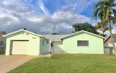 8965 SW 7th Street, Boca Raton, FL 33433 - MLS#: RX-10580933