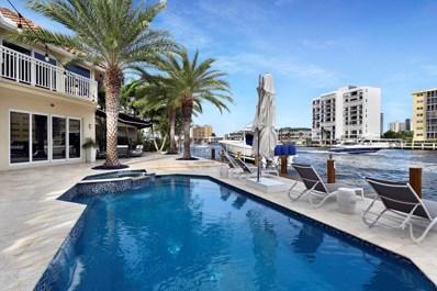 2850 NE 9th Court, Pompano Beach, FL 33062 - MLS#: RX-10581025