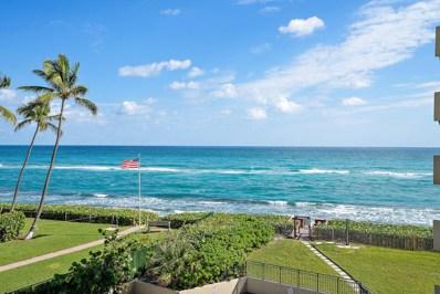 5460 N Ocean Drive UNIT 3-D, Singer Island, FL 33404 - MLS#: RX-10581077