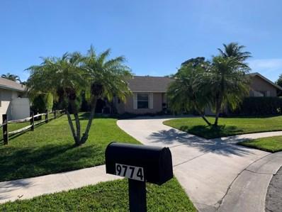 9774 Lancaster Place, Boca Raton, FL 33434 - MLS#: RX-10581413