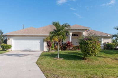 601 SW Stillman Avenue, Port Saint Lucie, FL 34953 - MLS#: RX-10582208