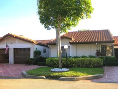 6240 Kings Gate Circle, Delray Beach, FL 33484 - MLS#: RX-10582556