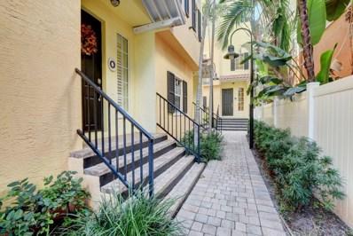 150 NE 6th Avenue UNIT O, Delray Beach, FL 33483 - MLS#: RX-10582630