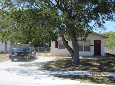 715 Avenue I, Riviera Beach, FL 33404 - MLS#: RX-10582913