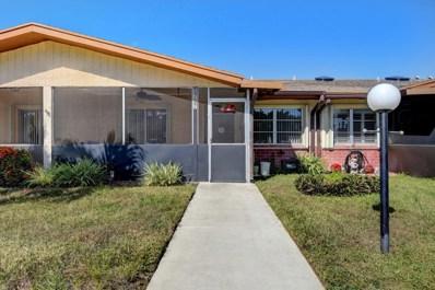5757 Wanda Lane, Delray Beach, FL 33484 - MLS#: RX-10583129