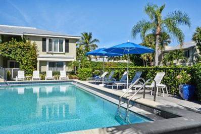 1000 Ocean Terrace UNIT A, Delray Beach, FL 33483 - MLS#: RX-10583524