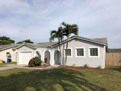 22750 SW 55th Avenue, Boca Raton, FL 33433 - MLS#: RX-10583719