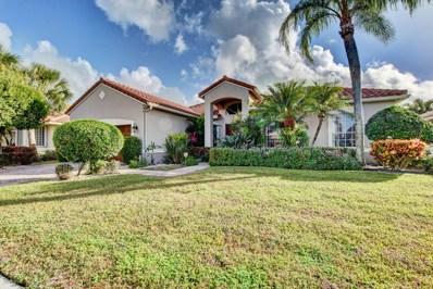 6770 Treves Way, Boynton Beach, FL 33437 - MLS#: RX-10584543
