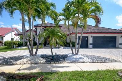 10387 Canoe Brook Circle, Boca Raton, FL 33498 - MLS#: RX-10585337